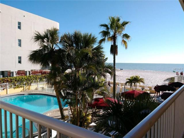 12960 Gulf Boulevard #233, Madeira Beach, FL 33708 (MLS #U7851804) :: Jeff Borham & Associates at Keller Williams Realty