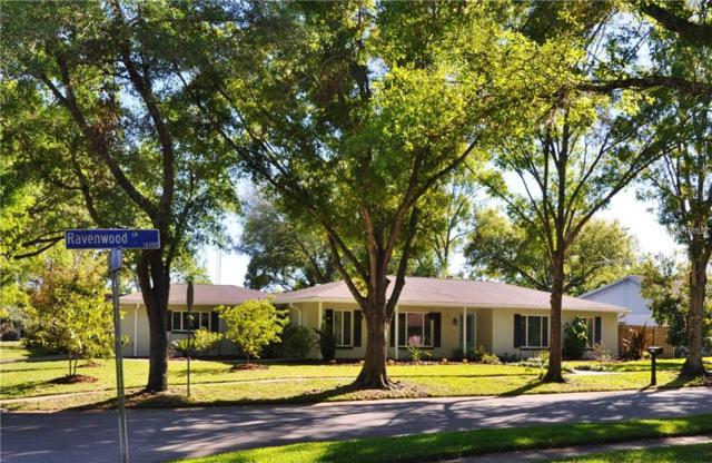 14319 Ravenwood Lane, Tampa, FL 33618 (MLS #U7852297) :: Delgado Home Team at Keller Williams