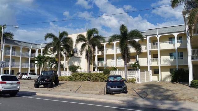 3575 Gulf Boulevard #107, St Pete Beach, FL 33706 (MLS #U7852318) :: The Duncan Duo Team