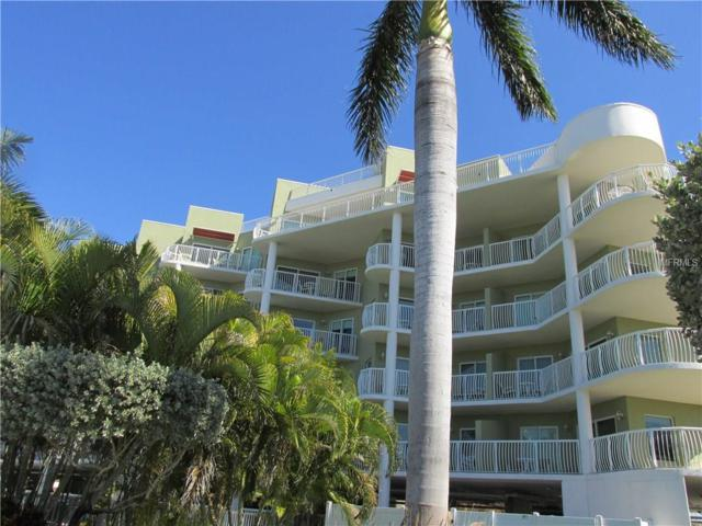 11605 Gulf Boulevard #602, Treasure Island, FL 33706 (MLS #U7852567) :: The Duncan Duo Team