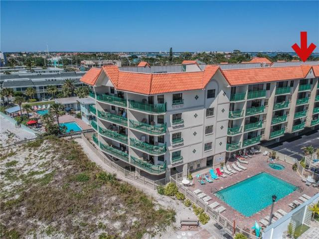 4000 Gulf Boulevard #506, St Pete Beach, FL 33706 (MLS #U7854121) :: Mark and Joni Coulter | Better Homes and Gardens