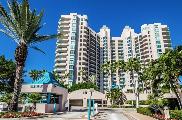 1560 Gulf Boulevard #1404, Clearwater Beach, FL 33767 (MLS #U8000171) :: Delgado Home Team at Keller Williams