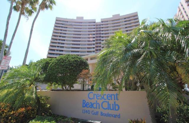 1340 Gulf Boulevard 4D, Clearwater Beach, FL 33767 (MLS #U8000348) :: Burwell Real Estate