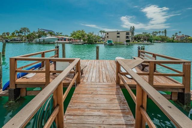 12000 Capri Circle S #16, Treasure Island, FL 33706 (MLS #U8001845) :: The Duncan Duo Team