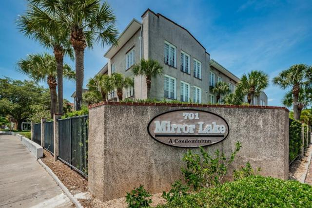 701 Mirror Lake Drive N #315, St Petersburg, FL 33701 (MLS #U8002148) :: The Duncan Duo Team
