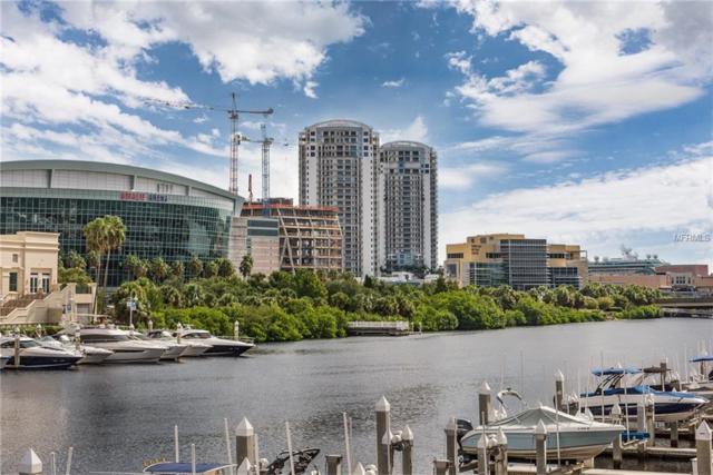 1209 E Cumberland Avenue #807, Tampa, FL 33602 (MLS #U8002325) :: The Duncan Duo Team