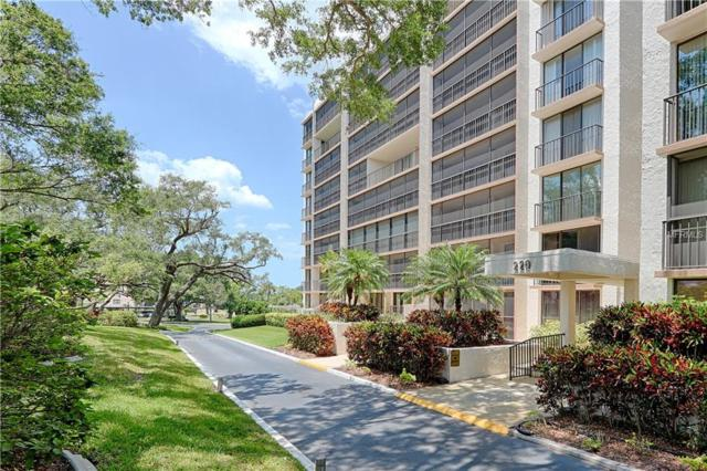 220 Belleview Boulevard #603, Belleair, FL 33756 (MLS #U8002636) :: The Duncan Duo Team