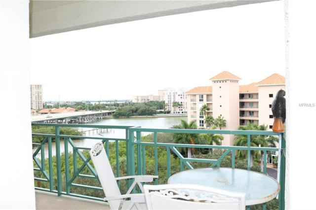 4801 Osprey Drive S #602, St Petersburg, FL 33711 (MLS #U8002641) :: The Duncan Duo Team