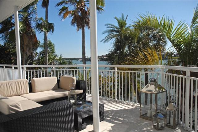 821 Bay Esplanade, Clearwater Beach, FL 33767 (MLS #U8003288) :: Griffin Group