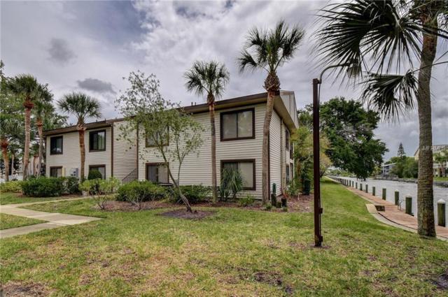 322 Moorings Cove Drive G2, Tarpon Springs, FL 34689 (MLS #U8004155) :: The Duncan Duo Team