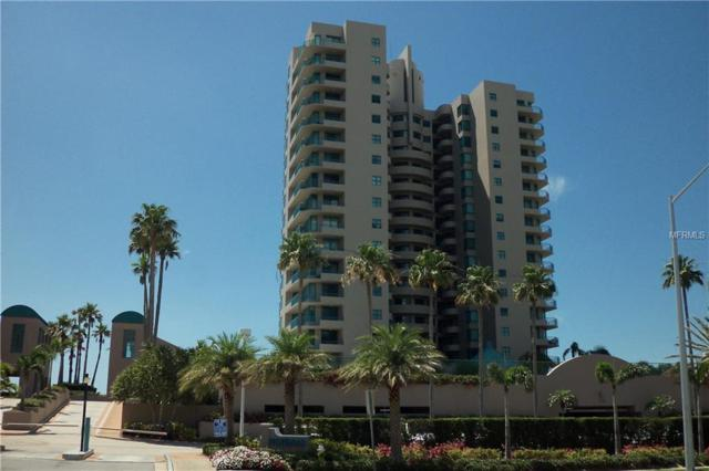 1520 Gulf Blvd #507, Clearwater Beach, FL 33767 (MLS #U8004988) :: Jeff Borham & Associates at Keller Williams Realty