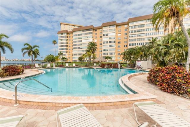 5130 Brittany Drive S #707, St Petersburg, FL 33715 (MLS #U8005210) :: Team Bohannon Keller Williams, Tampa Properties