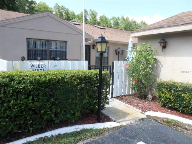 3187 Charter Club Drive A, Tarpon Springs, FL 34688 (MLS #U8006438) :: Delgado Home Team at Keller Williams
