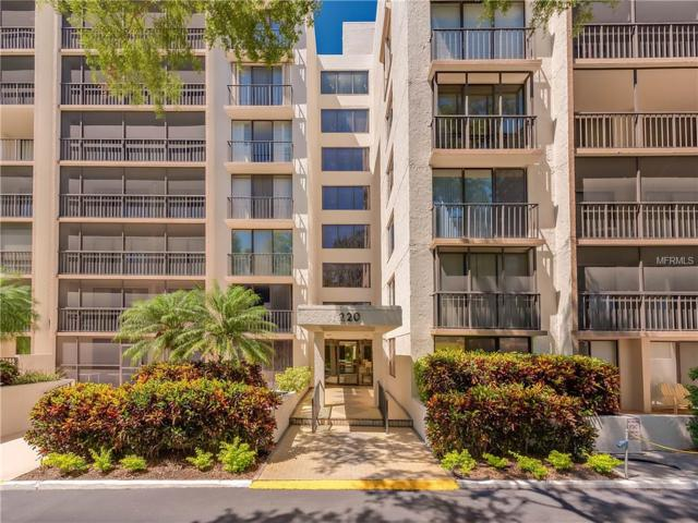 220 Belleview Boulevard #702, Belleair, FL 33756 (MLS #U8007001) :: The Duncan Duo Team