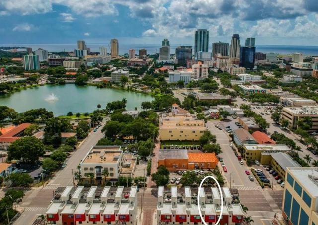 124 8TH Street N, St Petersburg, FL 33701 (MLS #U8007778) :: Gate Arty & the Group - Keller Williams Realty