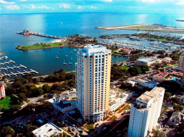 400 Beach Drive NE #203, St Petersburg, FL 33701 (MLS #U8008563) :: Gate Arty & the Group - Keller Williams Realty