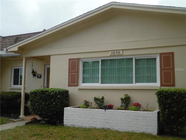 1650 S Lake Avenue #3, Clearwater, FL 33756 (MLS #U8008600) :: Burwell Real Estate