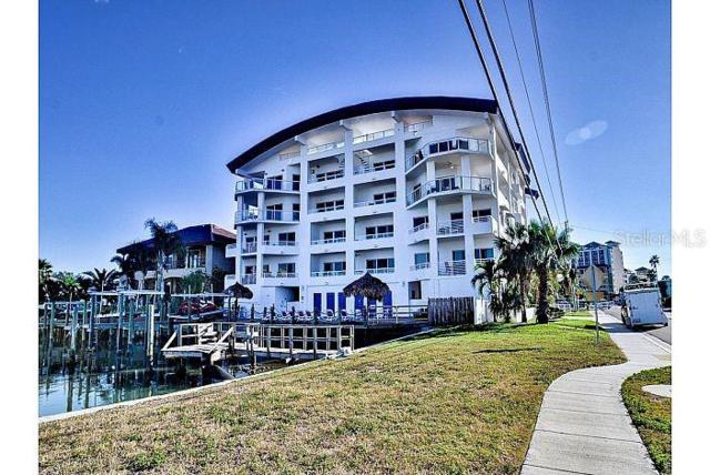 100 Bayside Drive #301, Clearwater Beach, FL 33767 (MLS #U8009685) :: The Light Team