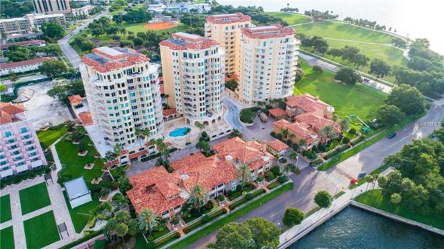 555 5TH Avenue NE #1022, St Petersburg, FL 33701 (MLS #U8010479) :: Delgado Home Team at Keller Williams