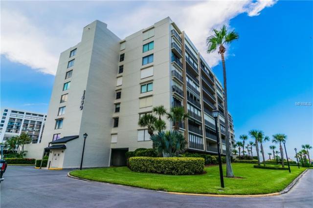 1430 Gulf Boulevard #707, Clearwater Beach, FL 33767 (MLS #U8011220) :: Jeff Borham & Associates at Keller Williams Realty