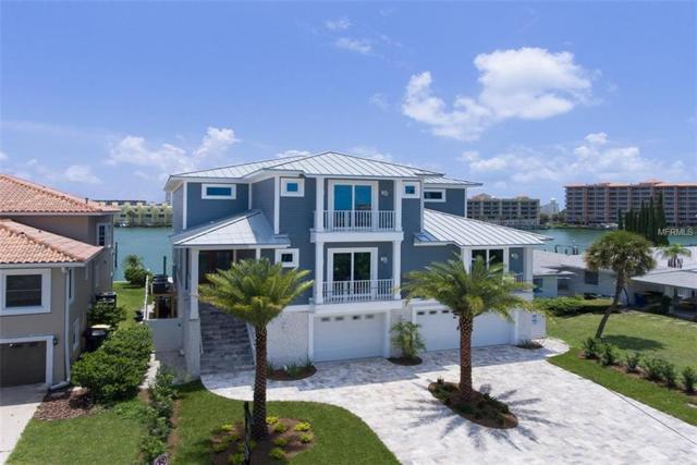 159 Bayside Drive, Clearwater Beach, FL 33767 (MLS #U8011541) :: The Light Team