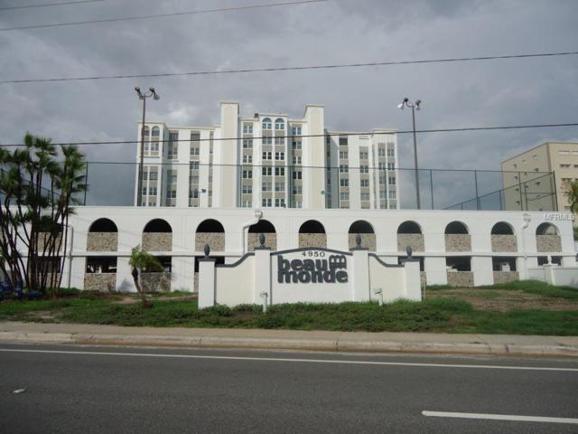 4950 Gulf Boulevard #803, St Pete Beach, FL 33706 (MLS #U8011620) :: The Duncan Duo Team
