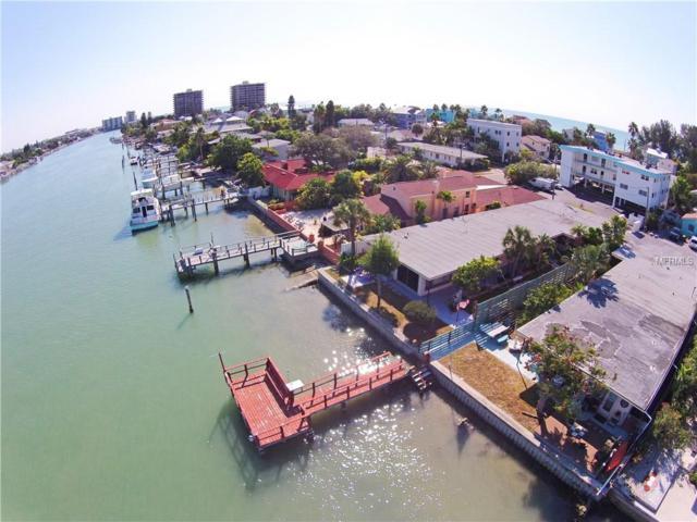 8251 Bayshore Drive, Treasure Island, FL 33706 (MLS #U8011934) :: The Lockhart Team