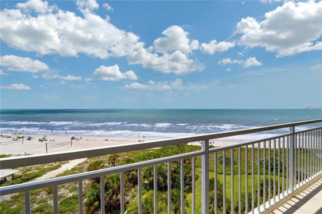 15208 Gulf Boulevard #601, Madeira Beach, FL 33708 (MLS #U8012149) :: The Duncan Duo Team