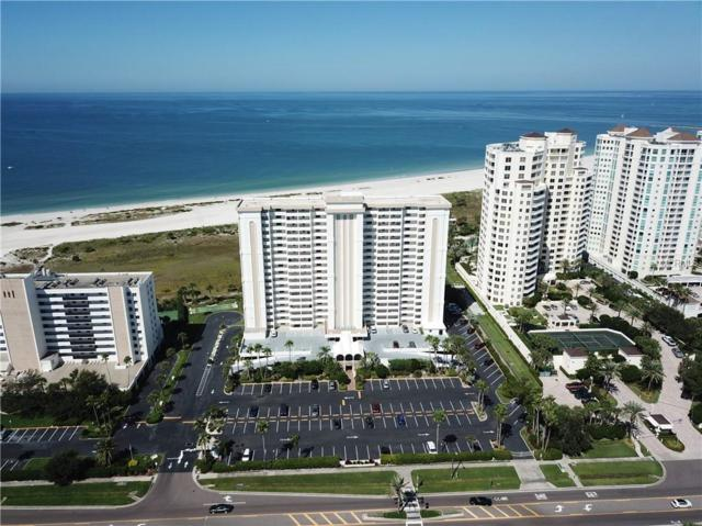 1230 Gulf Boulevard #2006, Clearwater Beach, FL 33767 (MLS #U8013292) :: Burwell Real Estate