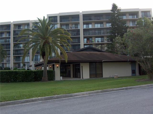 100 Oakmont Lane #305, Belleair, FL 33756 (MLS #U8014007) :: Revolution Real Estate