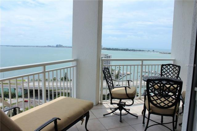 331 Cleveland Street #1702, Clearwater, FL 33755 (MLS #U8014325) :: The Duncan Duo Team