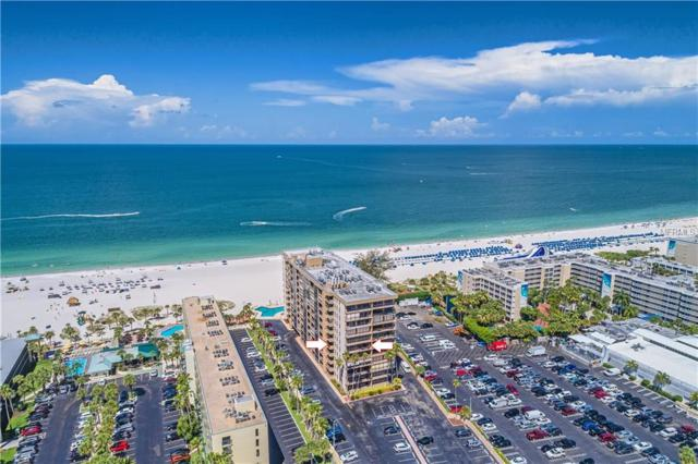 5396 Gulf Boulevard #307, St Pete Beach, FL 33706 (MLS #U8014685) :: The Duncan Duo Team
