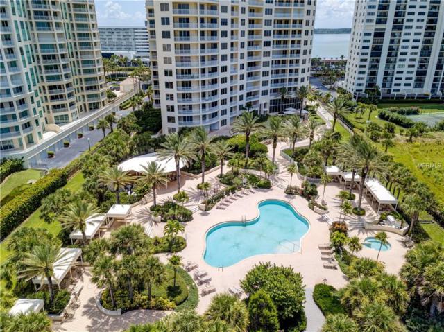 1200 Gulf Boulevard #1106, Clearwater Beach, FL 33767 (MLS #U8015020) :: KELLER WILLIAMS CLASSIC VI