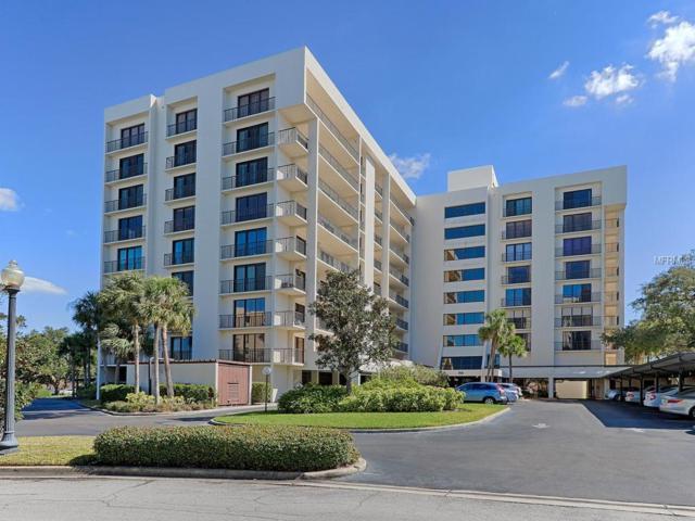 150 Belleview Boulevard #405, Belleair, FL 33756 (MLS #U8015471) :: Burwell Real Estate