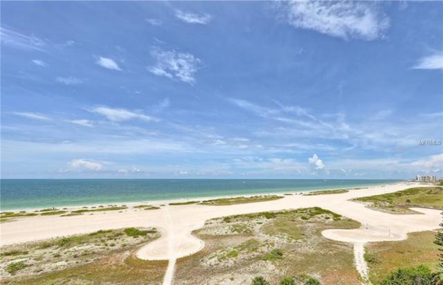 1290 Gulf Boulevard #807, Clearwater Beach, FL 33767 (MLS #U8015736) :: The Duncan Duo Team