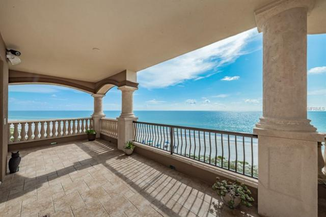 19520 Gulf Boulevard #501, Indian Shores, FL 33785 (MLS #U8015855) :: The Duncan Duo Team