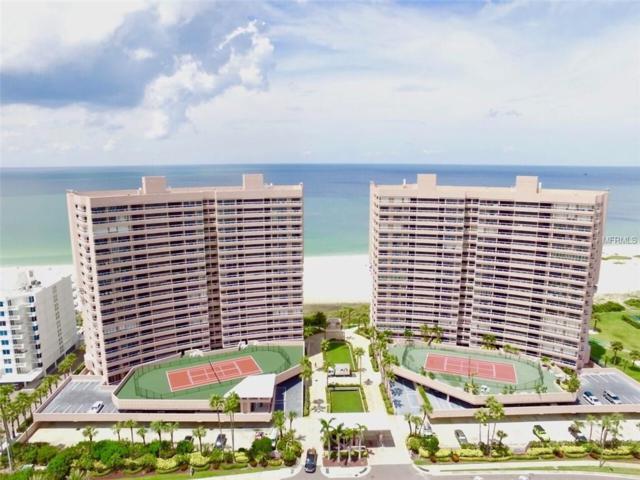 1310 Gulf Boulevard 10C, Clearwater Beach, FL 33767 (MLS #U8016073) :: Burwell Real Estate