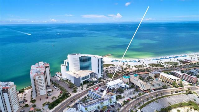 445 S Gulfview Boulevard #422, Clearwater Beach, FL 33767 (MLS #U8016797) :: The Duncan Duo Team