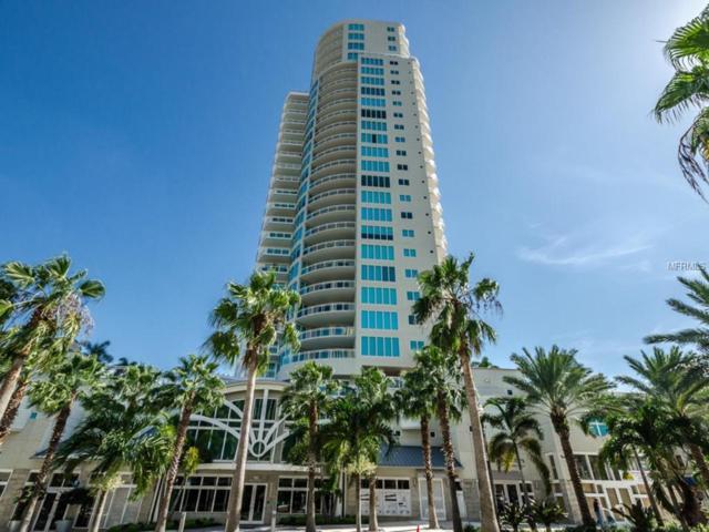 180 Beach Drive NE #2402, St Petersburg, FL 33701 (MLS #U8018332) :: The Duncan Duo Team