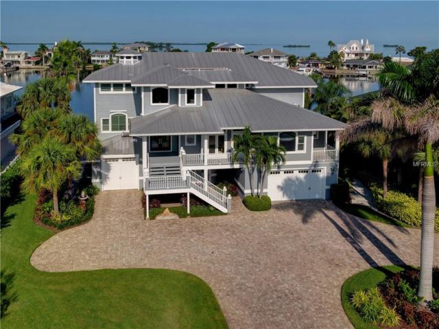215 Shore Drive, Palm Harbor, FL 34683 (MLS #U8018500) :: RE/MAX CHAMPIONS