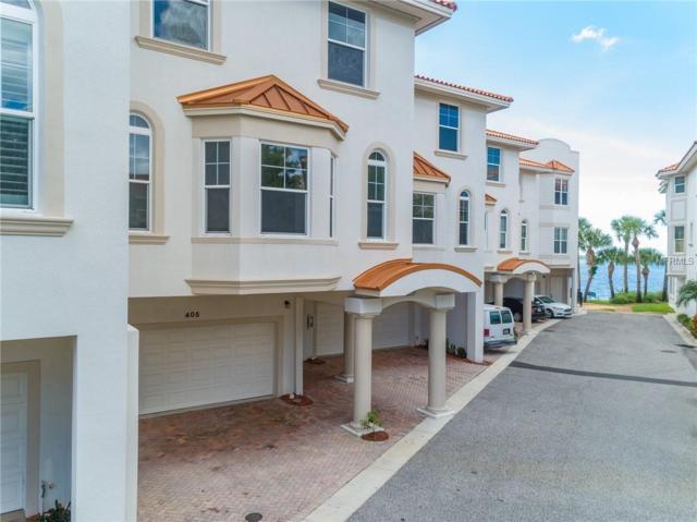 1340 Bayshore Boulevard #405, Dunedin, FL 34698 (MLS #U8019289) :: Cartwright Realty