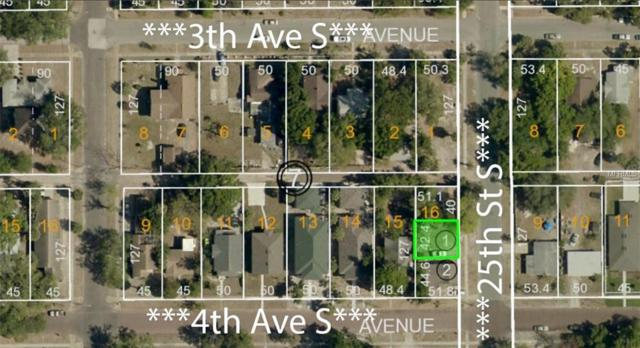 329 25TH Street S, St Petersburg, FL 33712 (MLS #U8019342) :: The Lockhart Team
