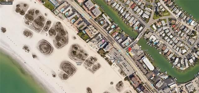 11165 Gulf Boulevard, Treasure Island, FL 33706 (MLS #U8020078) :: Everlane Realty