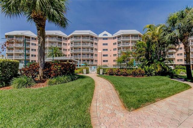 5445 Gulf Boulevard #312, St Pete Beach, FL 33706 (MLS #U8020708) :: The Lockhart Team