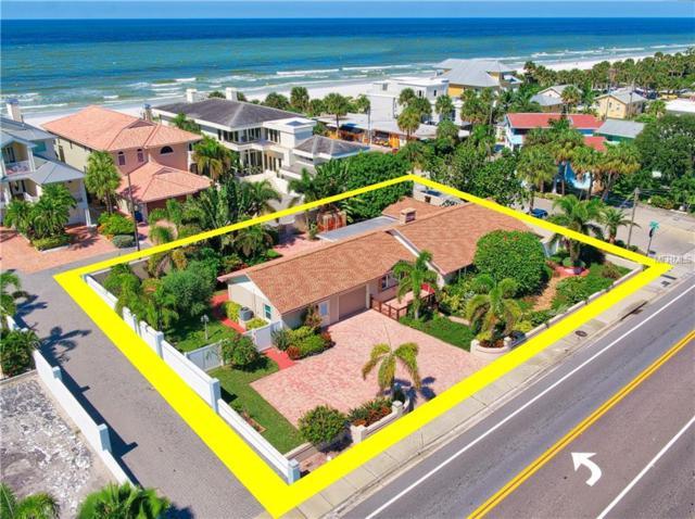 1518 Gulf Boulevard, Indian Rocks Beach, FL 33785 (MLS #U8020847) :: The Lockhart Team