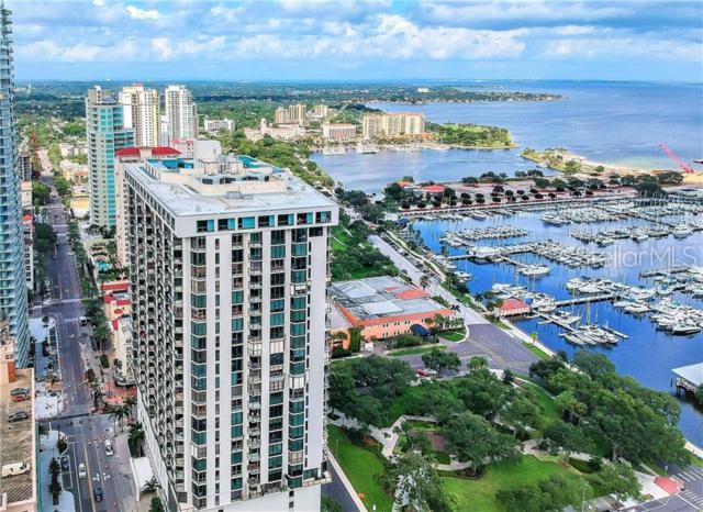 1 Beach Drive SE #1714, St Petersburg, FL 33701 (MLS #U8021241) :: Delgado Home Team at Keller Williams