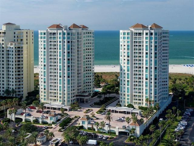 1170 Gulf Boulevard #1702, Clearwater Beach, FL 33767 (MLS #U8021501) :: Burwell Real Estate