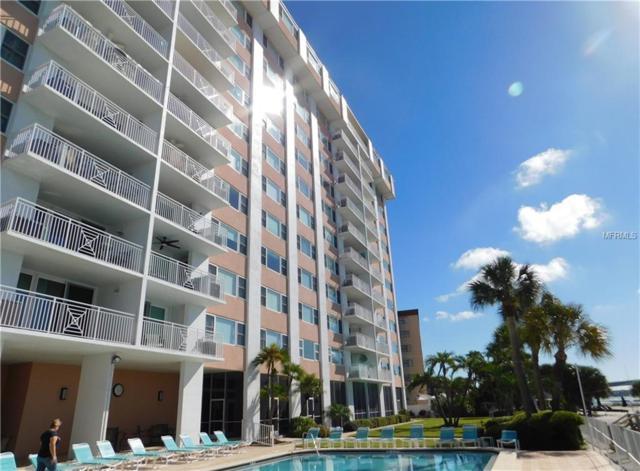 675 S Gulfview Boulevard #705, Clearwater Beach, FL 33767 (MLS #U8022321) :: RealTeam Realty