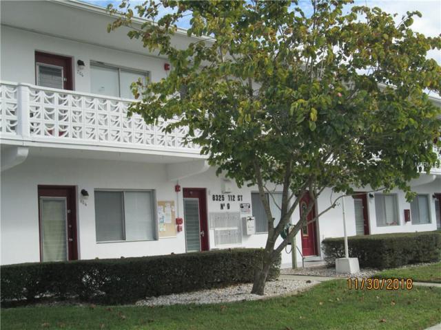 8325 112TH Street #110, Seminole, FL 33772 (MLS #U8024400) :: Burwell Real Estate