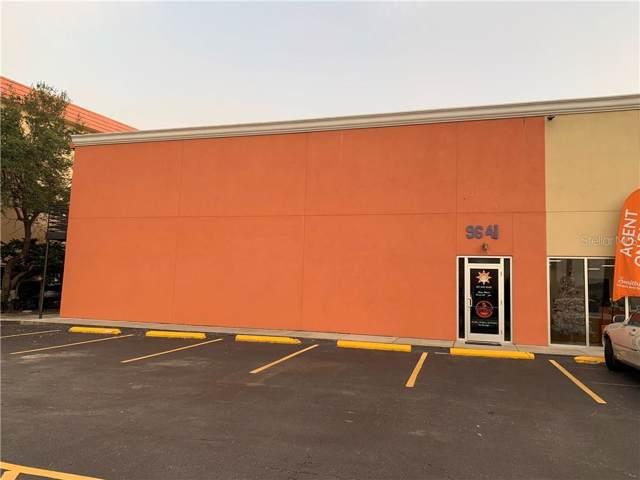 9641 Gulf Boulevard #4, Treasure Island, FL 33706 (MLS #U8025277) :: Griffin Group